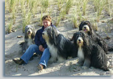 Bearded Collies aus Brandenburg